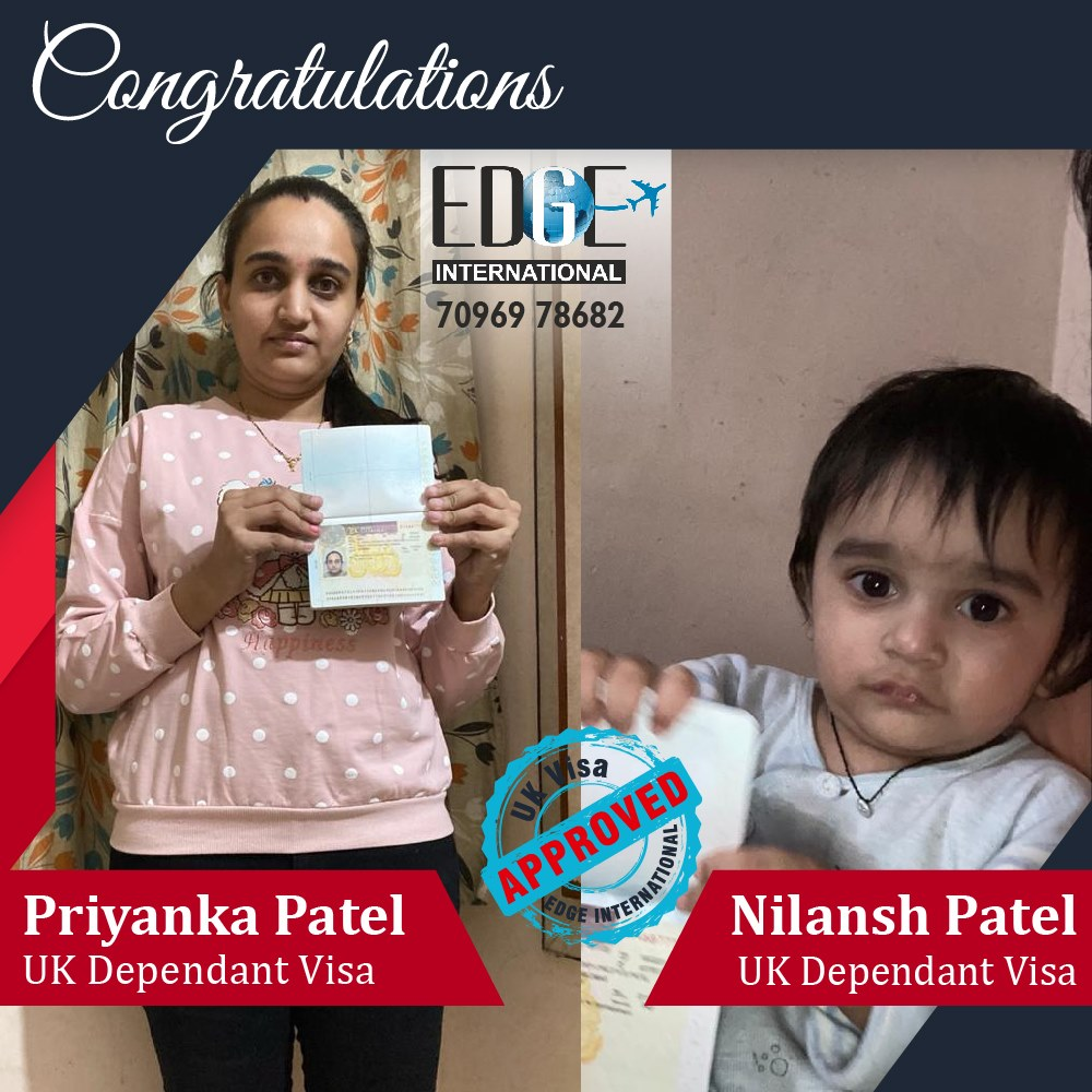 Congratulations 𝗣𝗿𝗶𝘆𝗮𝗻𝗸𝗮 𝗣𝗮𝘁𝗲𝗹 and 𝗡𝗶𝗹𝗮𝗻𝘀𝗵 𝗣𝗮𝘁𝗲𝗹 for getting